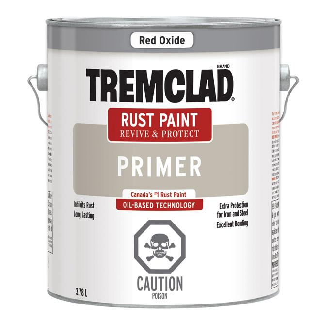 Tremclad(R) Rust Inhibitive Primer - 3.78 L - Red