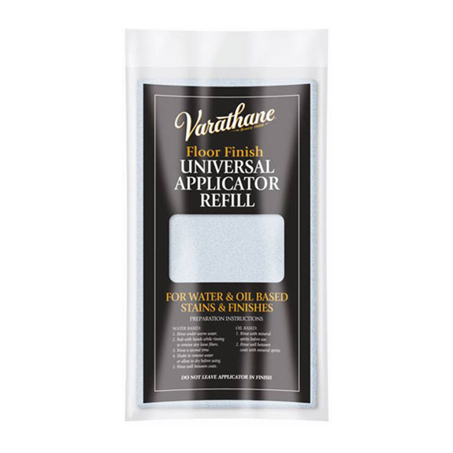 Varathane Universal Applicator Refill 249737 Reno Depot