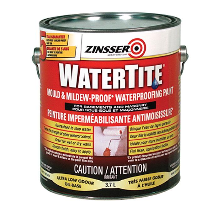 Peinture «WaterTite»