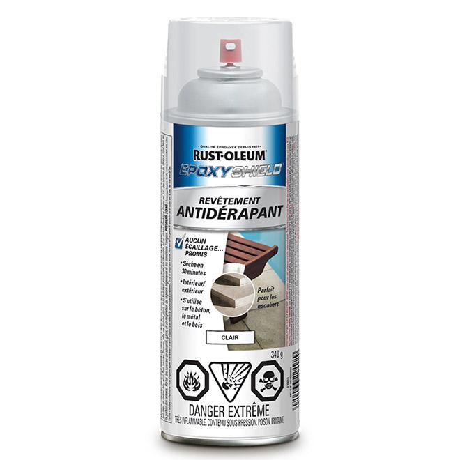 EPOXYSHIELD(R) Anti-Slip Spray Coating