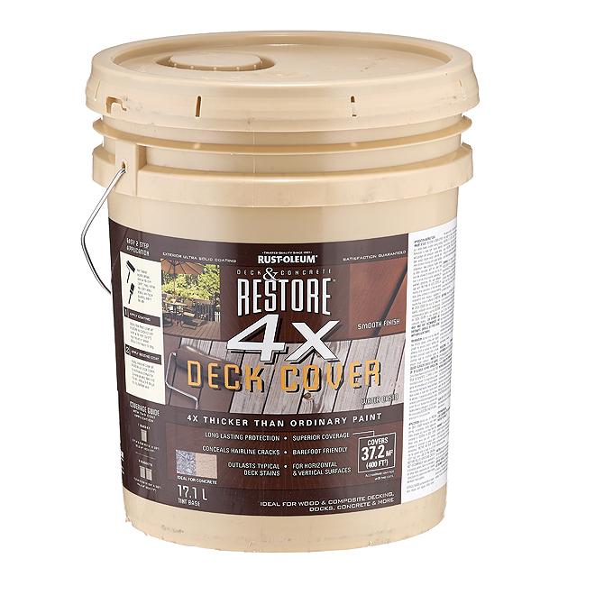 """Restore 4X"" Protective Coating"