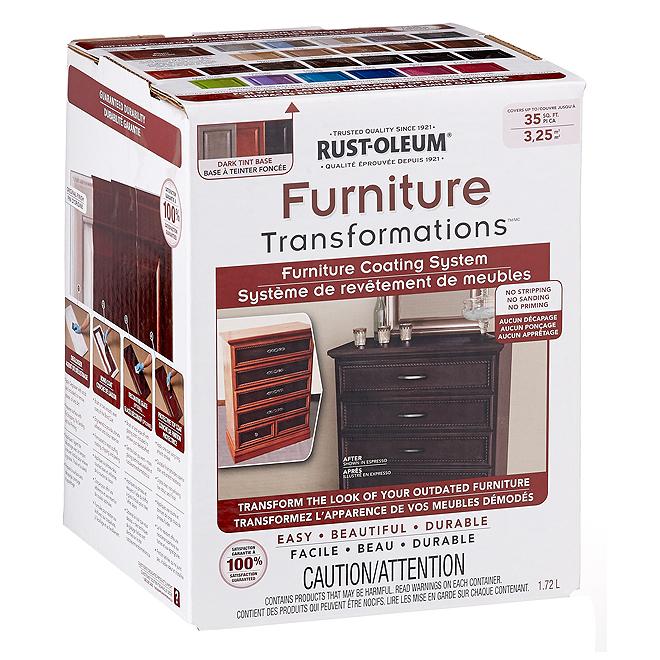 Interior Furniture Coating System