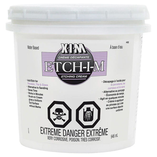 """ETCH-I-M"" Etching Cream - 946 mL"