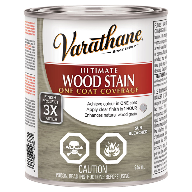 """""""Ultimate"""" One-Coat Wood Stain - Sun Bleached"""