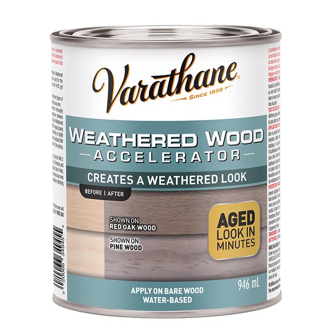 Weathered Wood Accelerator - 946 mL