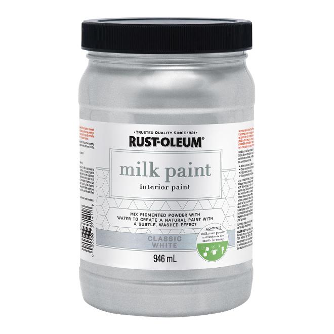 Shimmer Glazing Cream - 946 mL - Classic White