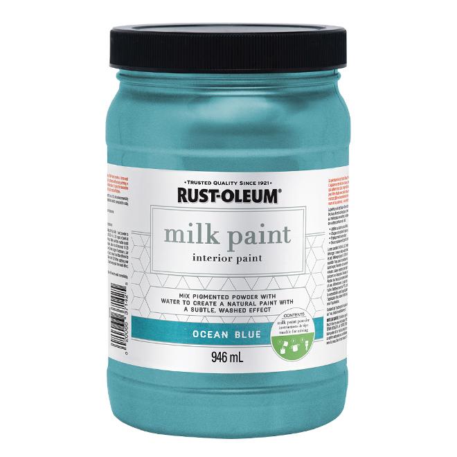 Milk Paint Powder - 946 mL - Ocean Blue