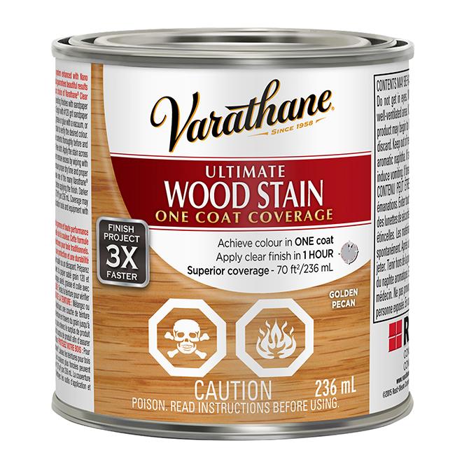 Ultimate Wood Stain - 236 mL - Golden Pecan