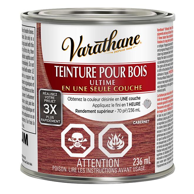 Teinture pour bois Ultime, 236 mL, cabernet