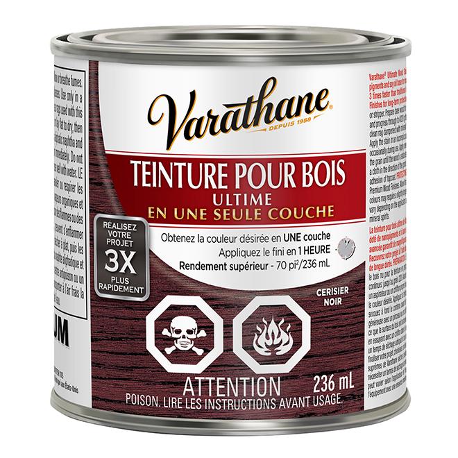 Teinture pour bois Ultime, 236 mL, cerisier noir