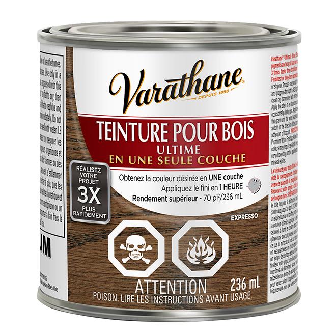 Teinture pour bois Ultime, 236 mL, expresso