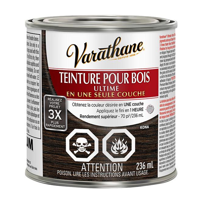 Teinture pour bois Ultime, 236 mL, kona