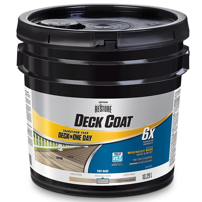 Tint Base - Deck Resurfacer 6X - 10.29 L