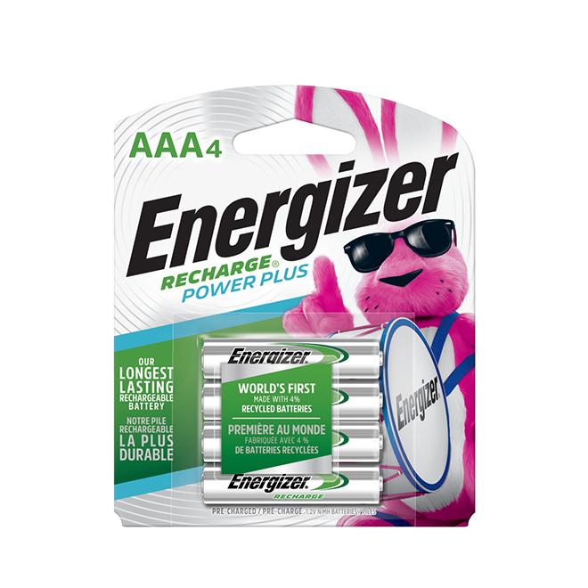 Piles rechargeables « Energizer e2 »