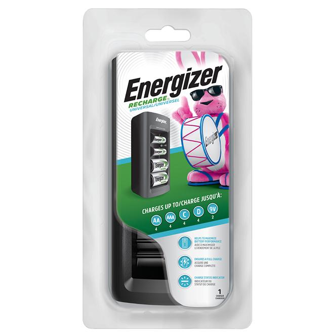 Chargeur de pile universel «Energizer»