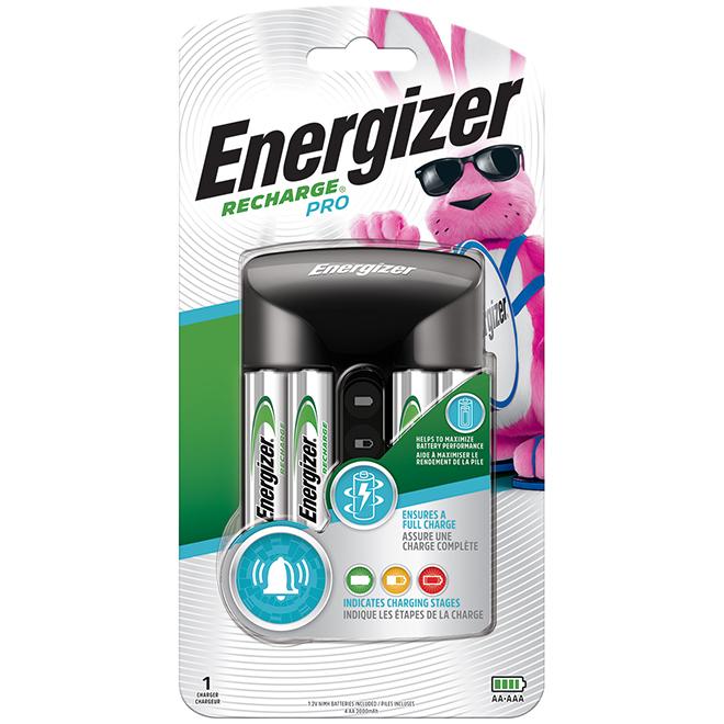 Chargeur pour piles « Energizer Pro »