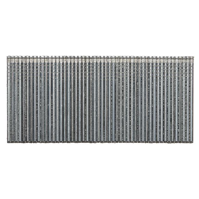 Galvanized Finishing Nails - 16-Gauge - 1 1/2'' - 1000/Box