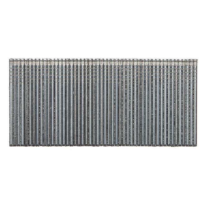 Galvanized Finishing Nails - 1 1/2'' - 16-Gauge - 2500/Box