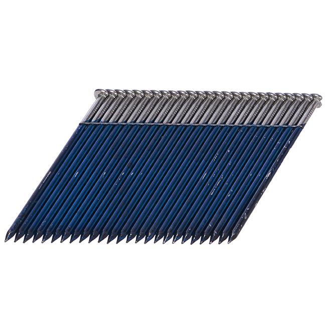 """Wired Framing Nails 28° - Smooth Shank - 3 1/4"""" - 1000/Box"""