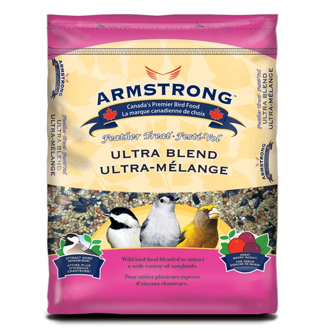Ultra Songbird feed