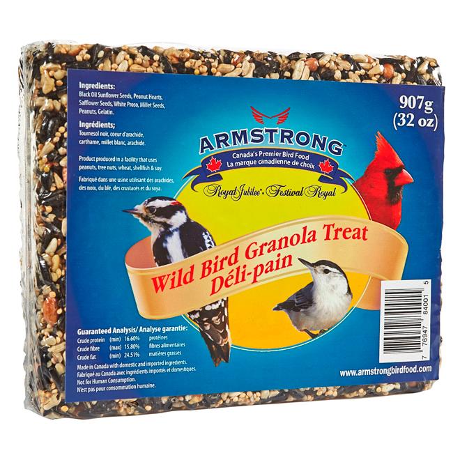 Wild Bird Granola Treat - 907 g