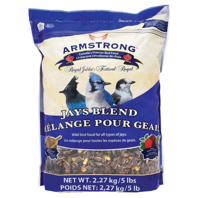 """""""Jays Blend"""" Wild Bird Seed - 2.27 kg"""