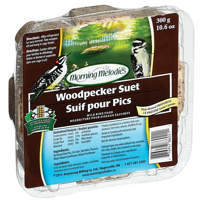 Woodpecker Suet - 300 g