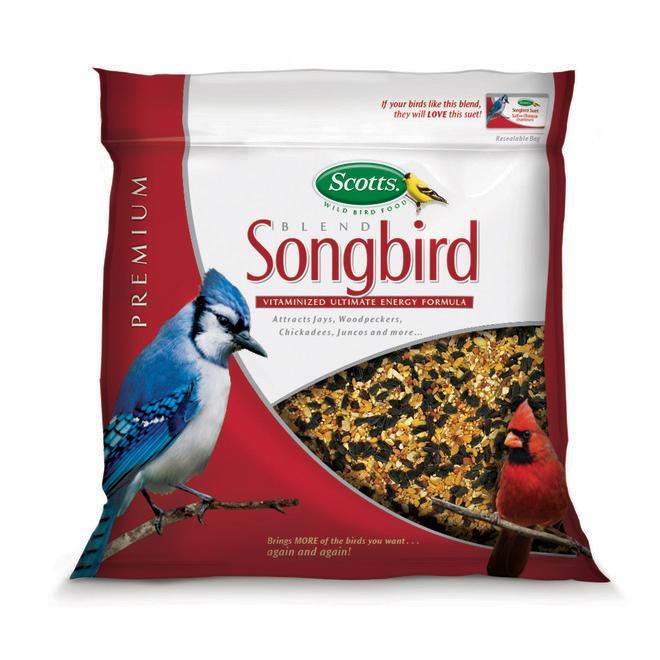 Scotts Bird Seeds for Songbird - 7.94 lb