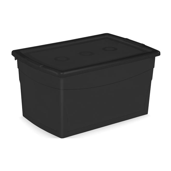 Kis Omni Storage Bin 50 L Black Fg008611r05 R 233 No D 233 P 244 T