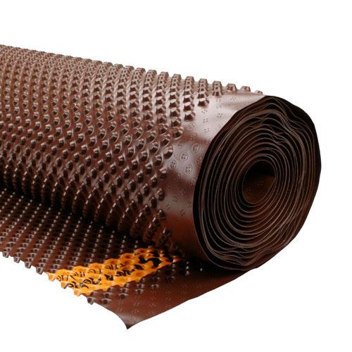 Membrane imperméable pour les fondations