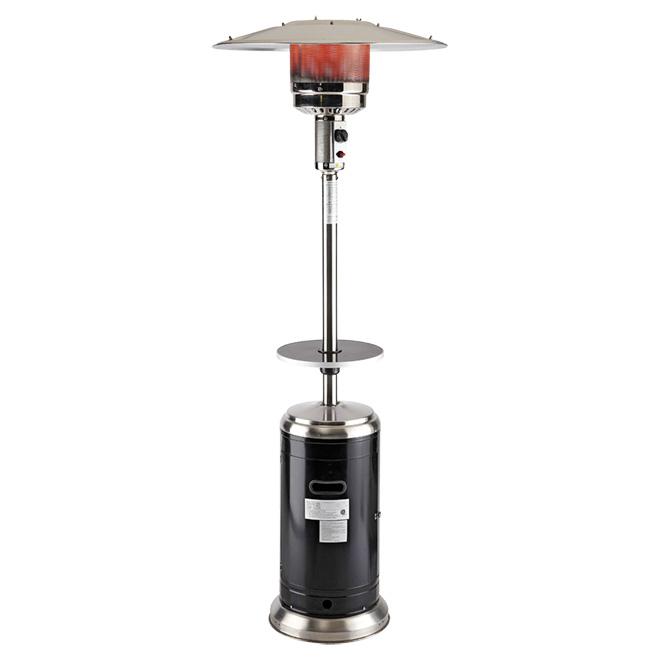 "Propane Gas Patio Heater - 48 000 BTU - 87"""