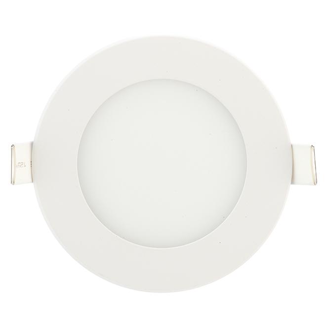 "LED Recessed Light - TRENZ - 9 W - 4"" - White"