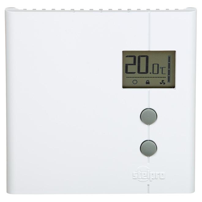 Thermostat électrique non programmable