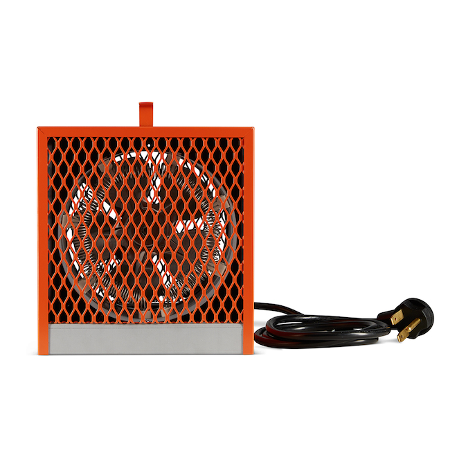 Chaufferette portative Uniwatt, 4800 W, 240 V