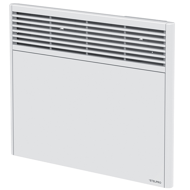 Convecteur «Orléans», 2 000 W, 35 1/4'', blanc