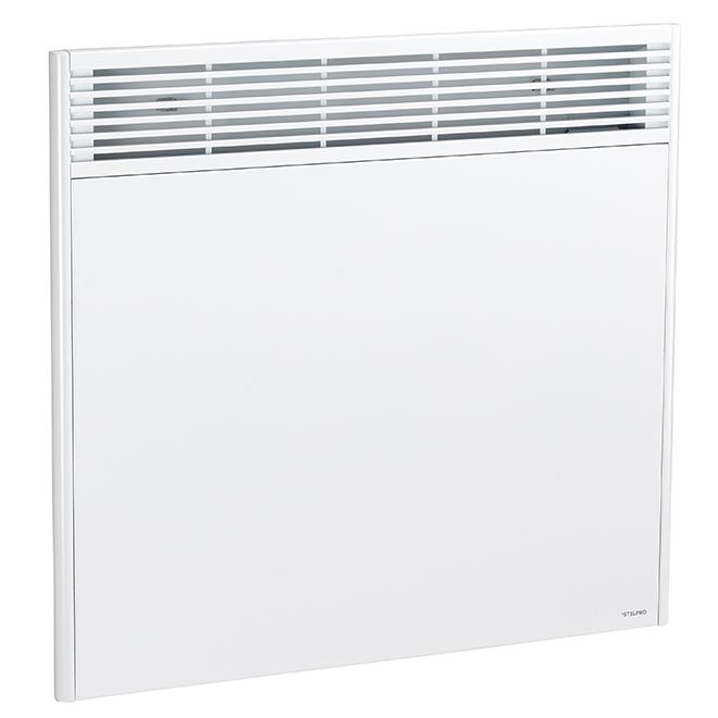 Convecteur électronique, 2000 W, 240 V, modèle haut, blanc