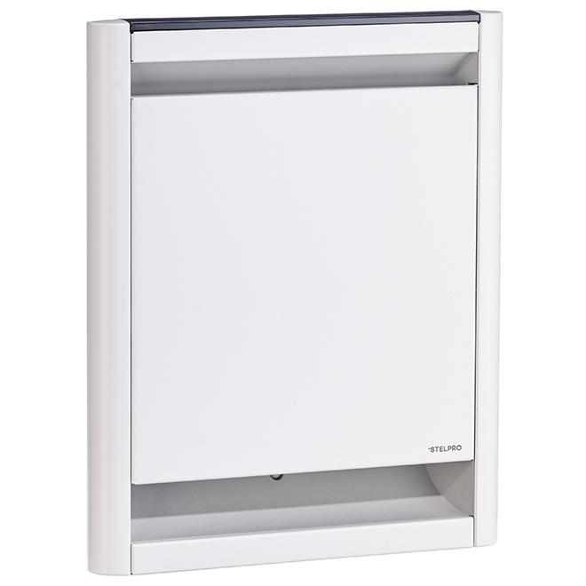 Fan Heat Without Thermostat - 2000W/240V - White