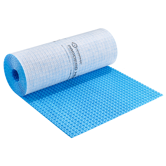 Stelpro Uncoupling Membrane - Blue - 3.3' x 49 1/2'