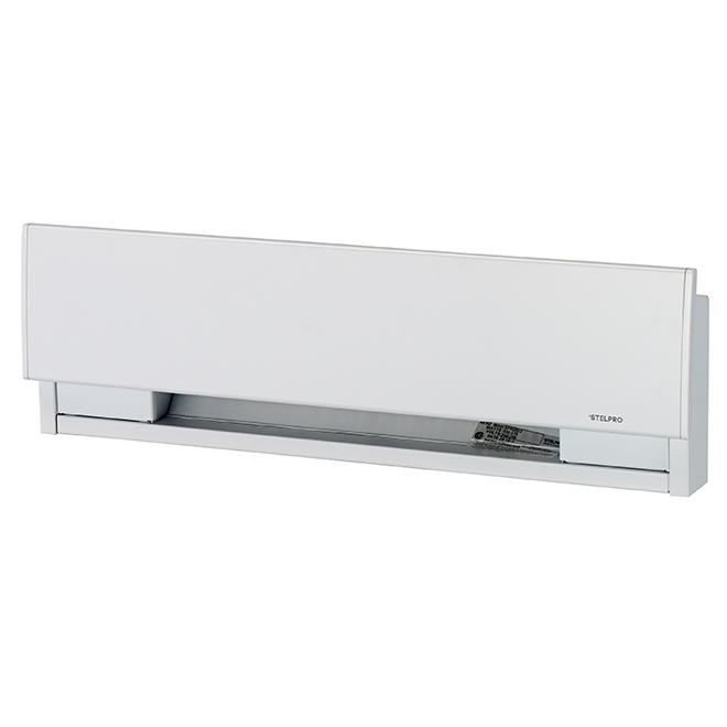 """Plinthe électrique Stelpro(MD) Prima, 22 1/4"""", 500 W, blanc"""