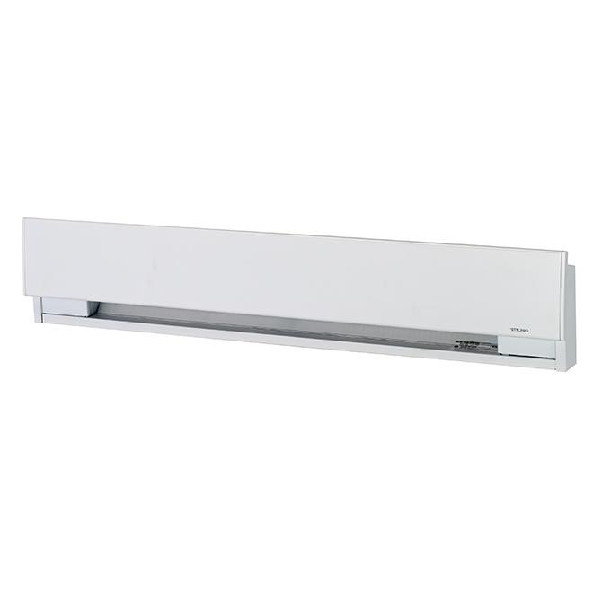 """Plinthe électrique Stelpro(MD) Prima, 36"""", 1000 W, blanc"""