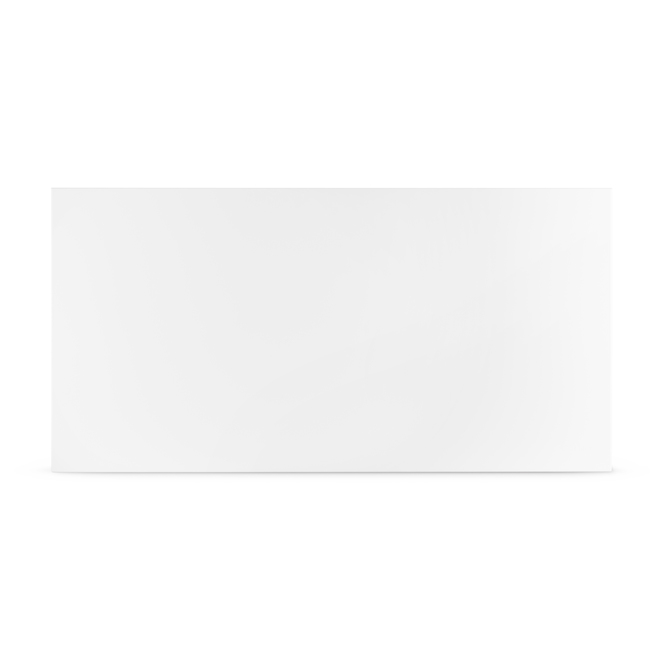 Stelpro Mirage Electronic Convector with Built-In Thermostat - 2000/1500 W - 35.5-in - White