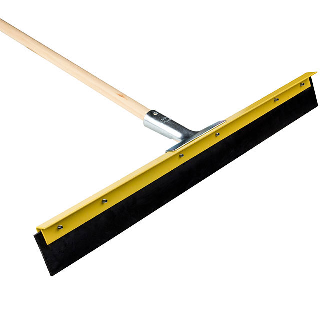 Topsi Clean Floor Squeegee with Handle - 24-in