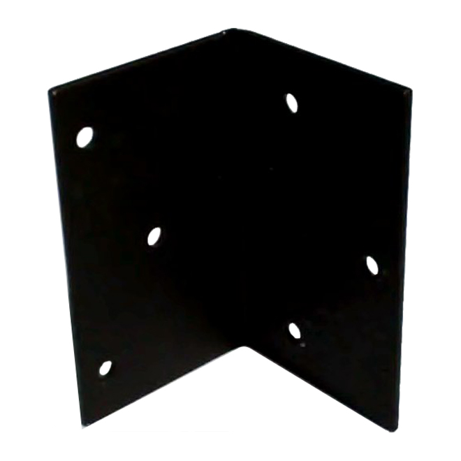 "Steel Angle - 5"" x 3"" x 1/8"" - 9/32"" Holes"