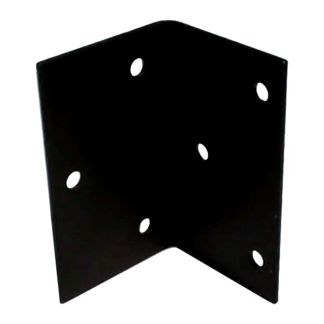 "Steel Angle - 5"" x 3"" x 1/8"" - 11/32"" Holes"
