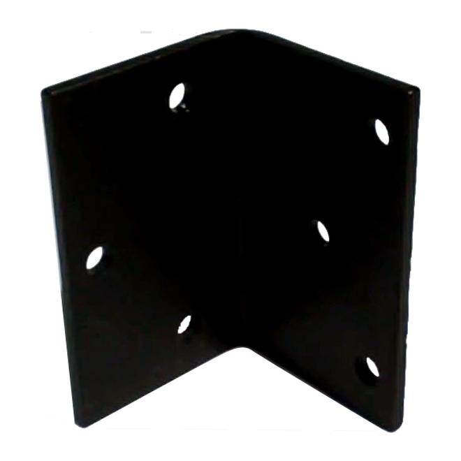 "Steel Angle - 5"" x 3 3/16"" x 1/4"" - 13/32"" Holes"