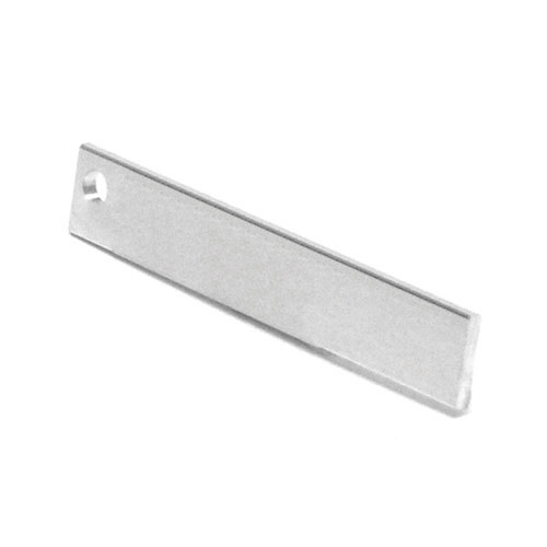 "Aluminum Flat Bar - 1"" x 1/8"""