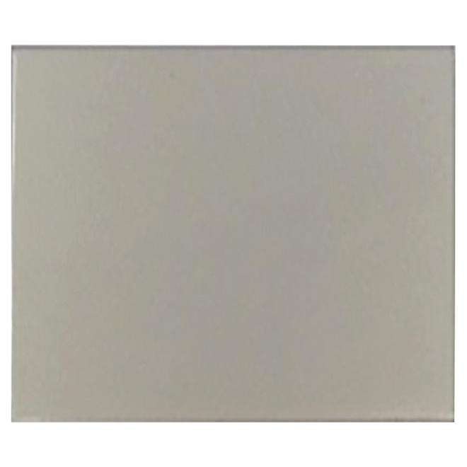 "Ceramic Wall Tiles - 3"" x 6"" - 136/box - Glossy Cream"