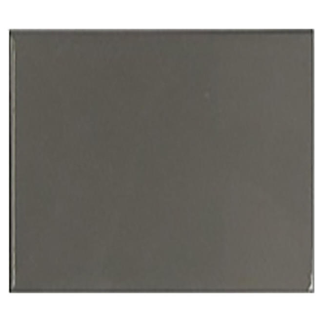 """Céramique murale 3"""" x 6"""", 136/boîte, gris pâle"""