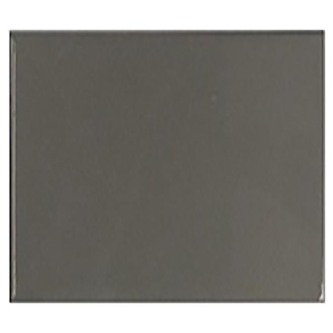 "Ceramic Wall Tiles - 3"" x 6"" - 136/box - Light Grey"