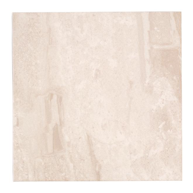 """Ceramic Tiles - 13"""" x 13"""" - 15/Box - Beige"""